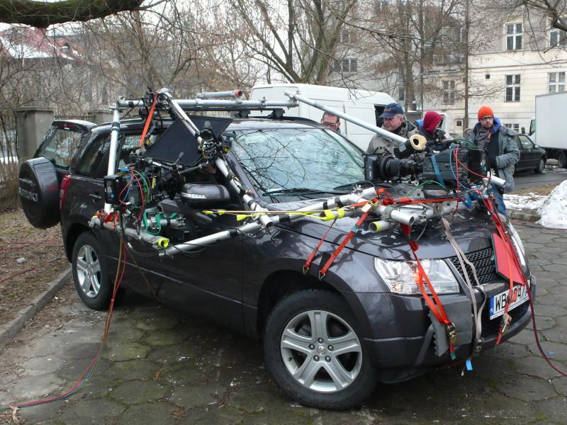 montaże samochodowe