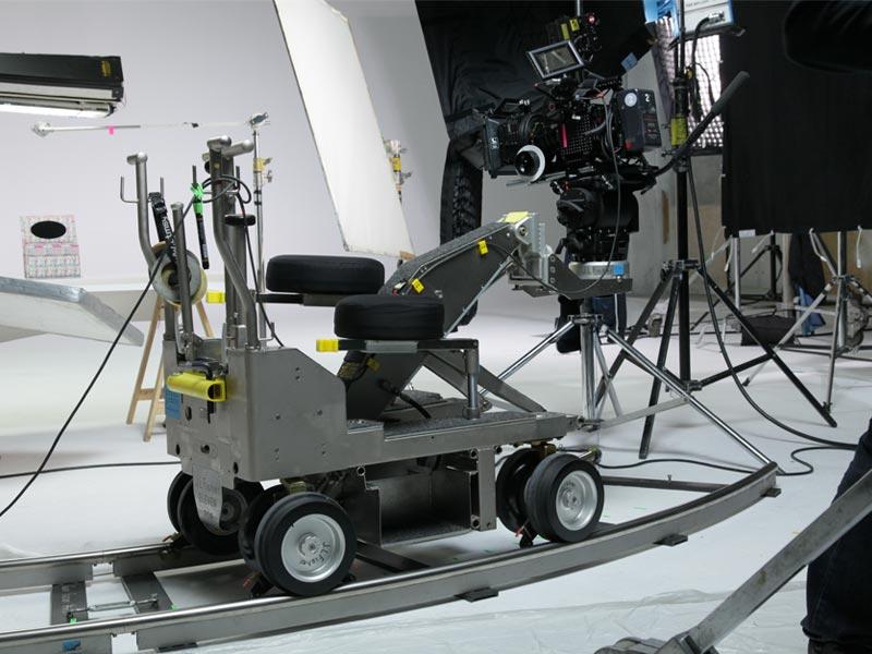 wózki kamerowe